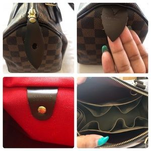Louis Vuitton Bags - Authentic Louis Vuitton Speedy 25